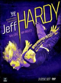 DVD Jeff Hardy - My Life My Rules