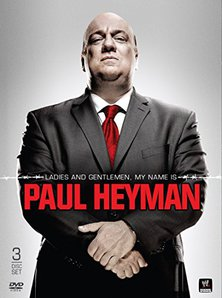 DVD Ladies and Gentlemen, My Name is Paul Heyman