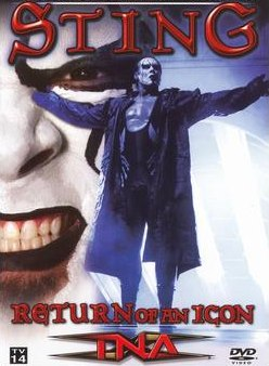 DVD Sting - Return Of An Icon