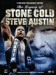 DVD The Legacy of Stone Cold Steve Austin