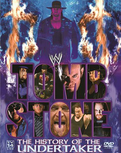 DVD Tombstone – The History of The Undertaker