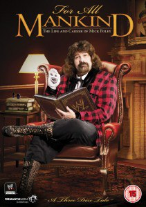 DVD - For All Mankind - The Life and Career of Mick Foley