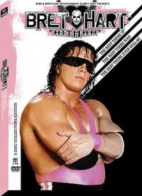 DVD Bret Hart - The Best There Is, The Best There Was, The Best There Will Be