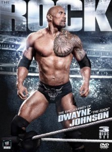 DVD The Epic Journey Of Dwayne The Rock Johnson