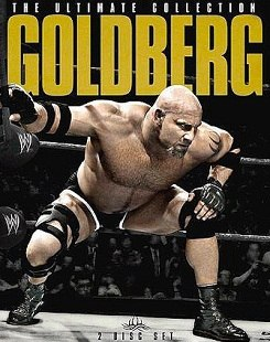DVD WWE: Goldberg - The Ultimate Collection