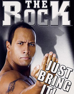 WWE The Rock: Just Bring It (2002)